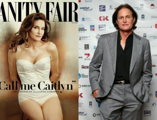 Самая шокирующая эволюция стиля: Брюс Дженнер стал женщиной и снялся для Vanity Fair