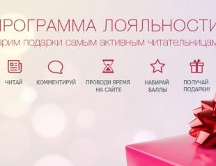 Итоги второй недели программы лояльности ХОЧУ.ua