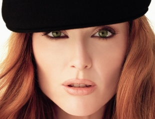 Как сделать красивый макияж для зеленых глаз. Фото