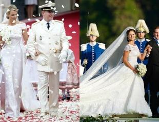 Лучшие королевские свадебные платья
