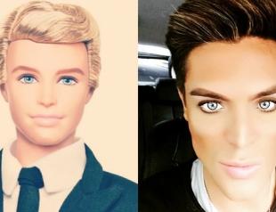 Для одесской Барби нашелся Кен: Маурисио из Бразилии