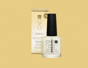 Лечебное масло для ногтей CND Solar Oil
