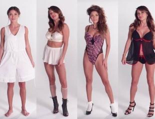 Как менялось женское белье на протяжении последних 100 лет