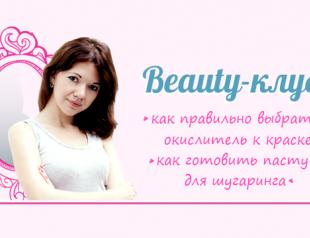 Beauty-клуб: как выбрать окислитель и рецепт проверенной пасты для шугаринга