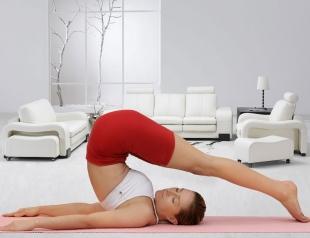 Как организовать место для занятий фитнесом дома