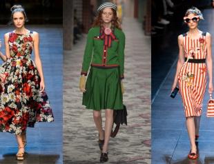 Что будет модно весной 2016: лучшие показы и свежие тенденции из Милана