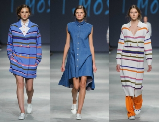 Ukrainian Fashion Week: коллекция T.MOSCA SS`16