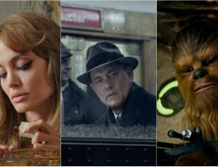 Что посмотреть в декабре фанаткам кино: Джоли-Питт, шпионы Тома Хэнкса и Звездные войны