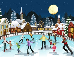 Новогодние ярмарки и фестивали 2015-2016: куда пойти с семьей за праздничным настроением