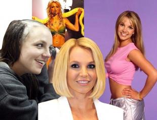 Бритни Спирс: эволюция стиля и сексуальности певицы за всю карьеру