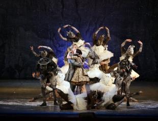 """Куда пойти на Новый год 2016: сюрприз от Раду Поклитару и """"Киев модерн-балета"""""""