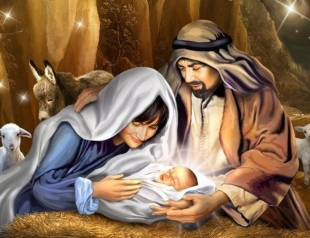 Теплые поздравления на Рождество 2019