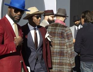 Street style: больше красивых мужчин из Флоренции