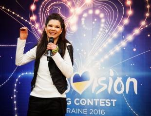 Евровидение-2016: Руслана огласила результаты жеребьевки
