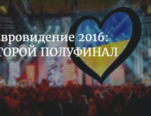 Евровидение 2016 Украина: участники второго отборочного тура СТБ видео