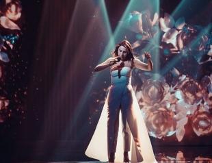 Евровидение-2016: после критики Меладзе Джамала рассказала о платье