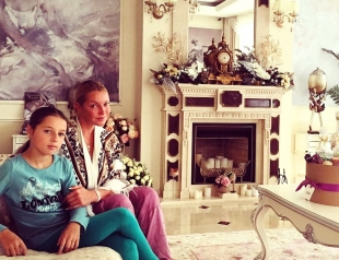 Анастасия Волочкова: дизайн моего дома завершен!