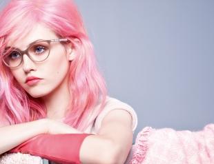 Тренд 2016: как носить розовые волосы