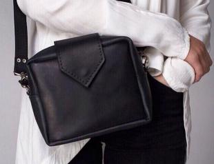 Где купить стильную кожаную сумку Made in Ukraine