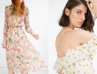 Новая романтика: самые романтичные платья на весну
