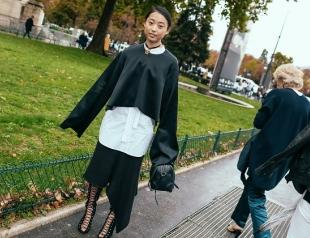 Street style: как носить белую рубашку