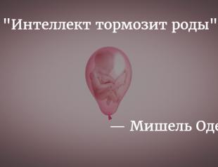 Почему надо отключить мозги, чтобы легко родить? Рассказывает легендарный гинеколог-акушер Мишель Оден
