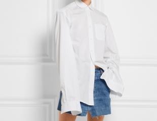 Рубашка Vetements