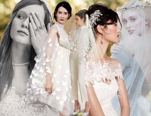 Необычные свадебные платья: 30 идей для наряда невесты