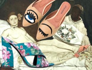 Эволюция мюли – самых модных шлепанцев сезона: от будуарной эстетики до практичного минимализма