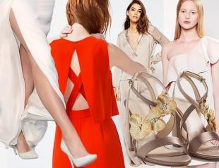 Как выбрать образ на выпускной: платья, обувь, аксессуары