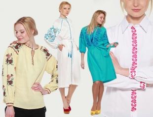 Где одеться в Украине: современные вышиванки с аутентичным орнаментом 2KOLYORY