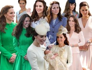 Она снова надела это: любимые наряды Кейт Миддлтон, которые она носит годами