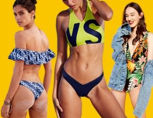 Модные купальники этого лета: 30 трендовых моделей на любую фигуру