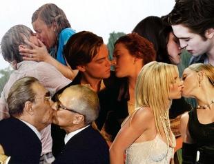 Самые красивые поцелуи в кино и жизни: День поцелуя 2017