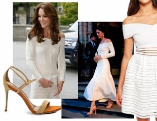 Платье как у Кейт Миддлтон: самый модный выход герцогини Кэтрин на Art Fund Museum of the Year