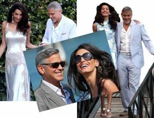 Идеальная пара: Джордж и Амаль Клуни показывают, что такое ненавязчивый double dressing