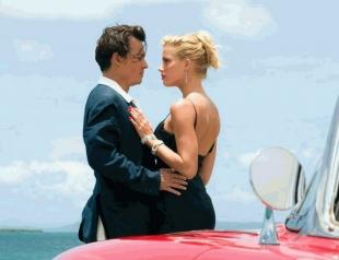 Скандальный развод Джонни Деппа и Эмбер Херд: видео ссоры пары попало в Сеть