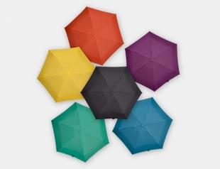 Модные зонты на осень: ультралегкие зонты Samsonite Minipli