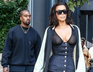Настолько плохо, что уже хорошо: Ким Кардашьян в велосипедных шортах и корсете