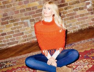 Из модели в дизайнеры: Клаудия Шиффер выпустила коллекцию одежды из кашемира