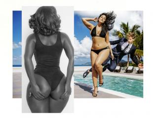 Вранье о моделях plus-size: почему красота полных моделей – это лицемерный обман