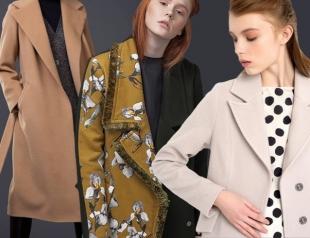Пальто на осень: 35 моделей стильных и модных осенних пальто Made in Ukraine