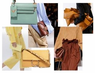 Модные сумки 2017: трендовые модели сезона и актуальные цвета