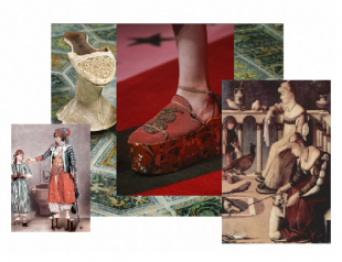 Неделя моды в Милане: как Gucci вернули в моду обувь для куртизанок
