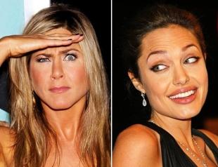 Скандал года: Анджелина Джоли заставит Дженнифер Энистон свидетельствовать против Брэда Питта
