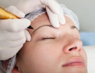 Как сделать перманентный макияж бровей по акции: отзыв о процедуре и сервисе скидок (тест редакции)