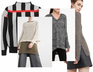 Когда размер имеет значение: модные свитеры, джемперы и пуловеры oversize