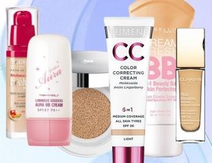 Лучшие тональные кремы для сухой кожи лица: выбор ХОЧУ