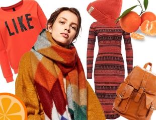 Оранжевый – новый черный: все о главном цвете следующего сезона