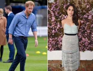 Все серьезно: принц Гарри намерен жениться на Меган Маркл